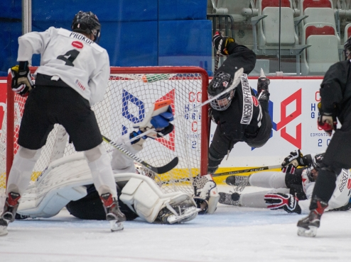Recap: Day Two of Games at Canada's National Under-17 Development Camp