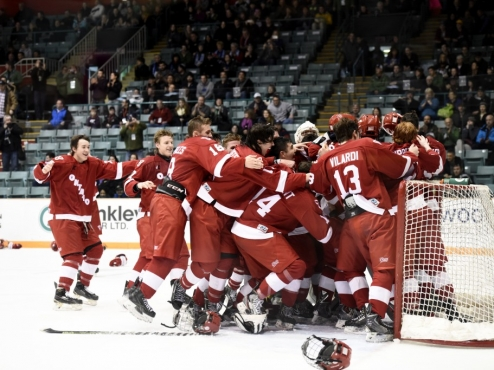 Team Ontario Men's Hockey Announces Staff for the Canada Winter Games