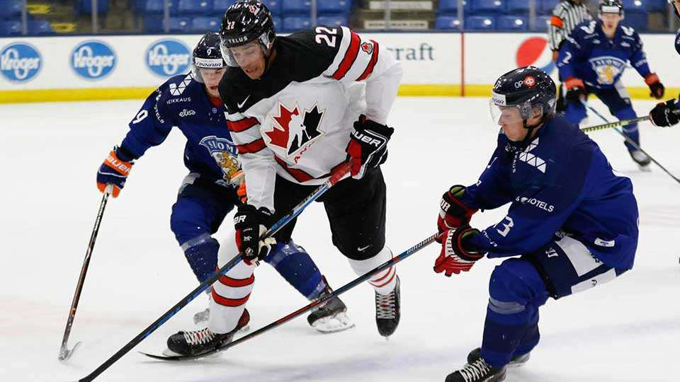 24 PLAYERS SELECTED TO MOVE FORWARD WITH CANADA'S NATIONAL JUNIOR TEAM