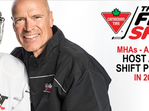 Hosting applications for 2017-18 Canadian Tire first Shift now open