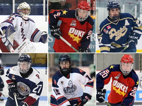 2017-18 OHA Award Recipients off to Hockey Hall of Fame this Friday